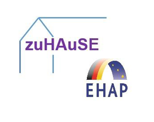 Projekt Zuhause – Housing first